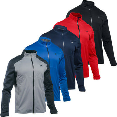 Under Armour 2017 Mens Storm 3 Full Zip Waterproof Performance Golf Rain Jacket