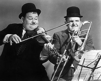 Laurel And Hardy 92 Photo Print