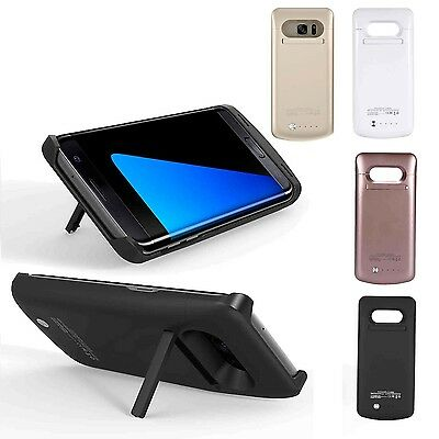 External Battery Case Charger Charging Cover Pack For Samsung Galaxy Phone