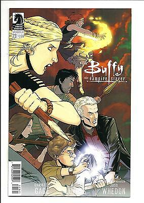 Buffy The Vampire Slayer Season 10 # 23 (Rebekah Isaacs Cover), Nm New