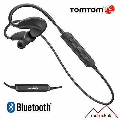 TomTom Sports Wireless Bluetooth Headphones – for Spark, Runner and Smartphone