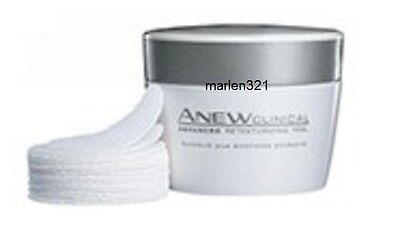 AVON ANEW Clinical Hautverfeinernde Peeling Pads Advanced Resurfacing Peel NEU!