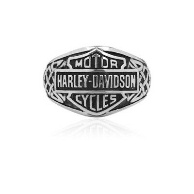 Harley-Davidson Fingerring Bar & Shield Celtic Cigar