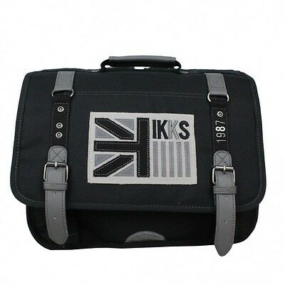 Cartable IKKS 35 cm drapeau Kid Boy UK I5BUK CA35 1 compartiment