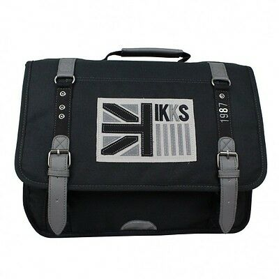 Cartable IKKS 38 cm drapeau Kid Boy UK I5BUK CA38 2 compartiments