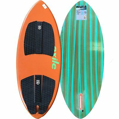 Exile Wake E-Glass Epoxy A6 Wakesurfer - Medium