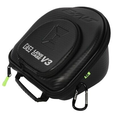 Exalt Carbon Case Universal Lens Case *FREE SHIPPING IN THE USA*