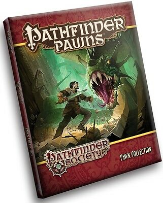 Pathfinder RPG: Pawns - Pathfinder Society Pawn Collection PZO 1020