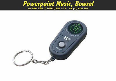 J&H JT-78 Auto Chromatic Key Ring Tuner *Brand New*