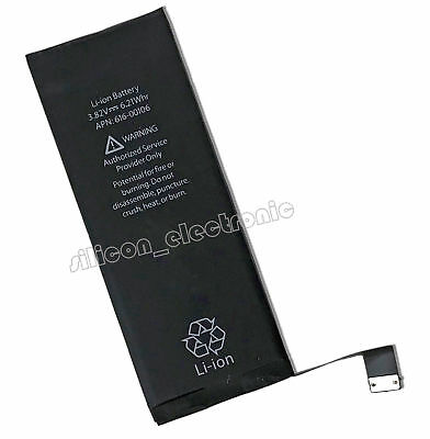 New 1624mAh Li-ion Internal Battery With Flex Cable Parts For Apple iPhone SE