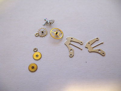 Rolex 1600,1601 Assorted New Old Stock Movement Parts
