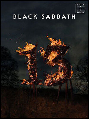 Black Sabbath: 13 (Guitar Tab Editions (Wise Publications)), New, Black Sabbath