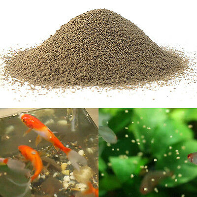 1 Package of Fish Food for Feeding Feed Tropical Fishes 40g