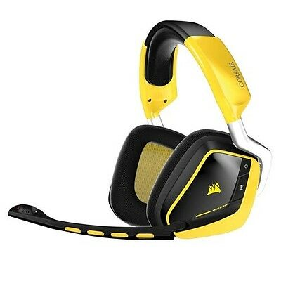Corsair Gaming CA-9011135 VOID RGB Wireless SE USB Dolby 7.1 RGB Komfort Headset