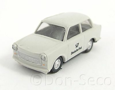 SES 13 0000 11 TRABANT 601 DEUTSCHE POST 1:87