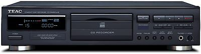 TEAC CD-RW890 MK2 CD Recorder/player/transport with remote CDRW890MKII