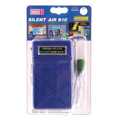 Penn Plax Silent Air Battery Operated Air Pump - B10