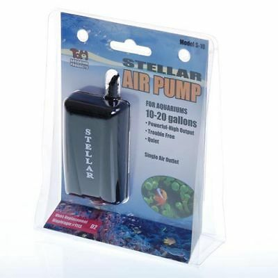 Tom Aquatics Stellar Air Pump - S-10