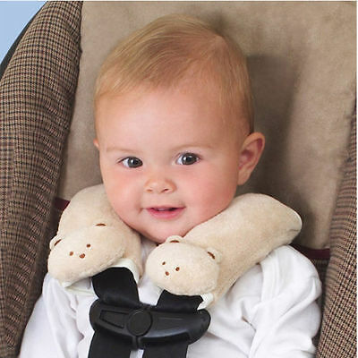 Summer Infant Travel Cushy Straps, Baby Cushioned Strap Covers, Seat Belt Pads