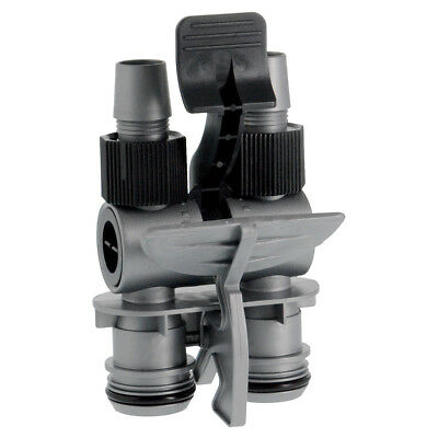 Fluval Aqua-Stop with Integrated Valve for 104/105/204/205/304/305/404/405