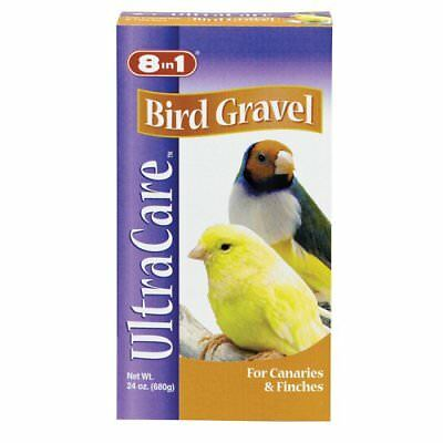 UltraCare Bird Gravel for Canaries & Finches - 24 oz