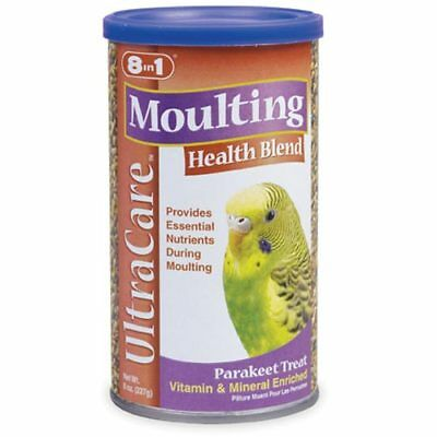 UltraCare Moulting Health Blend Treat for Parakeets - 8 oz