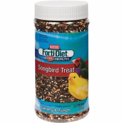 Forti-Diet Pro Health Songbird Treat for Canaries & Finches - 9 oz