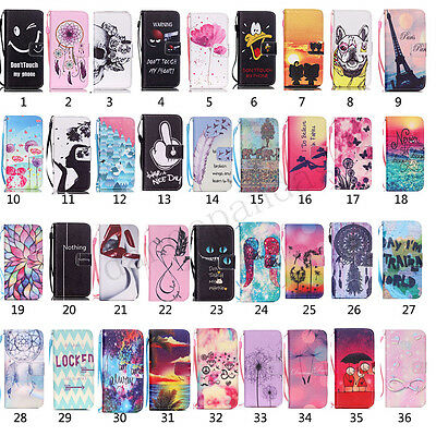 Hot Fashion Flip Stand Hybrid Wallet Leather Case Cover for Apple iPhone Phone