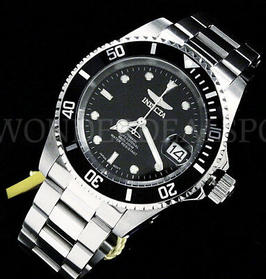 8926OB Invicta Pro Diver SUBMARINER NH35 Auto 24 Jewel COIN EDGE Bezel SS Watch