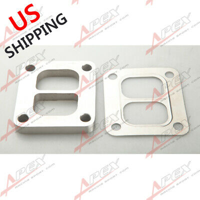Squirrelly 1//2 Inch Stainless Steel T3 Turbo Inlet Flange Affordable Solution Looking to Fabricate Part is Universal