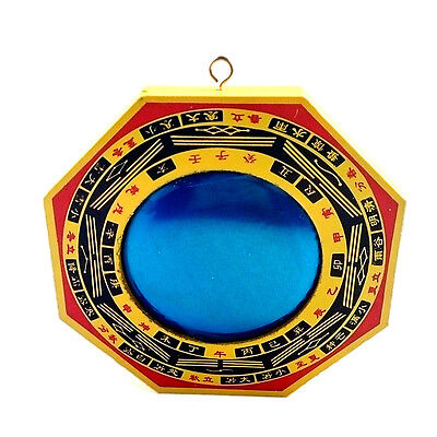 New Hot sale 5 inch Chinese Traditional Feng Shui Tai Chi Bagua Yin Yang Mirror
