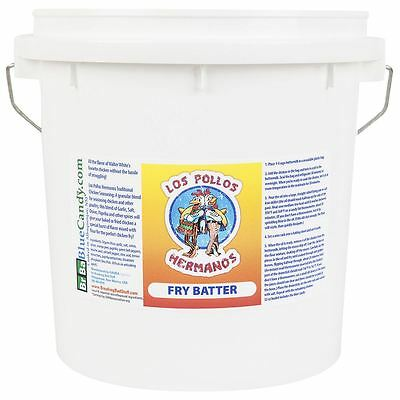 Breaking Bad Los Pollos Hermanos Empty Batter Bucket Large