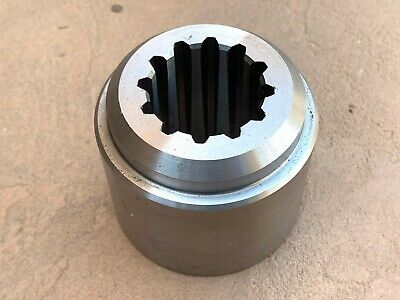 12 Spline Blade Hub for Rotary Cutter Gearbox, # 15-001 or 210000, 210013