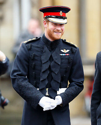 Prince Harry UNSIGNED photo - D363 - Prince Henry of Wales, KCVO