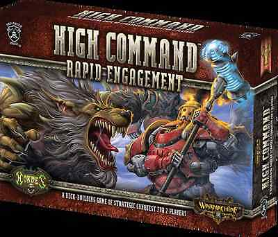 Warmachine High Command: Full Living Card Game Set + All Current Expansions