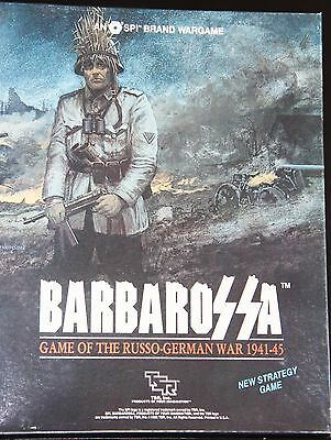 Boardgame-Barbarossa: Game of the Russo-German War 1941-45 (1986)