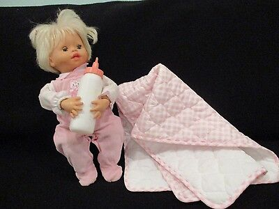 2006 Little Mommy Real Loving Interactive Baby Doll 16""