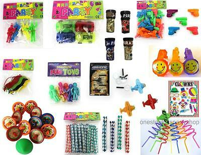 50PCE BOYS MIX PARTY FAVOURS BAG-Children's Birthday Parties Supplies!!