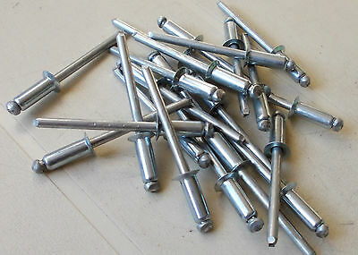 MONEL COUNTERSUNK RIVETS 6-5 in 10 or25 PKTS FREE POST
