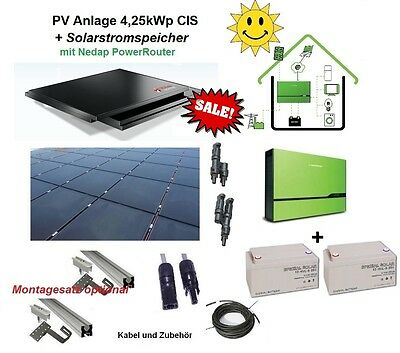 pv anlage 3 75kwp mit nachf hrung suntracker 2 achsig 25m kostal neu eur. Black Bedroom Furniture Sets. Home Design Ideas