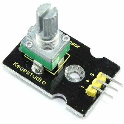 Keyestudio Potentiometer Module KS-014 6mm Arduino Raspberry Pi Flux Workshop