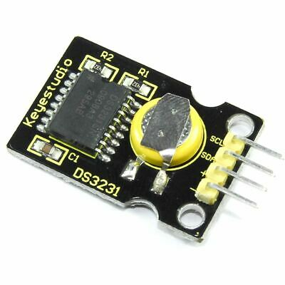 Keyestudio High Precision DS3231 Clock Module KS-039 RTC Arduino Flux Workshop
