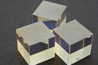 10mm Non Polarizing Cube Beamsplitter