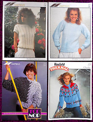 Choose from Drop-down Menu Various Knitting Patterns Men /& Women Sweaters