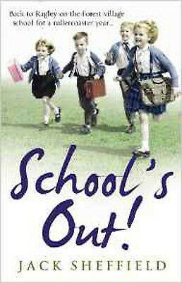 School's Out!, New, Sheffield, Jack Book