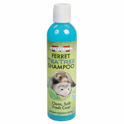 Marshall Ferret Tea Tree Shampoo - 8 fl oz