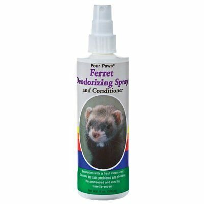 Four Paws Ferret Deodorizing Spray & Conditioner - 8 fl oz