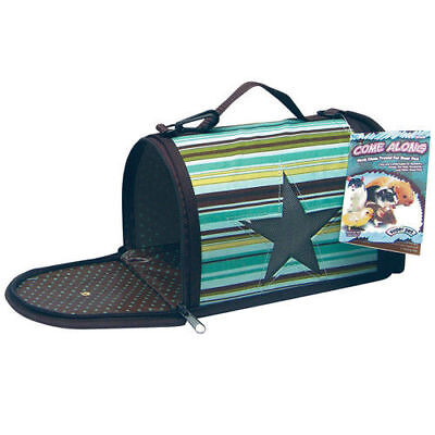Super Pet Come Along Carrier - Assorted - Small