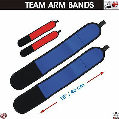 Team Armband Sweatband Arm Bands Paintball Airsoft Football Training Sports Club