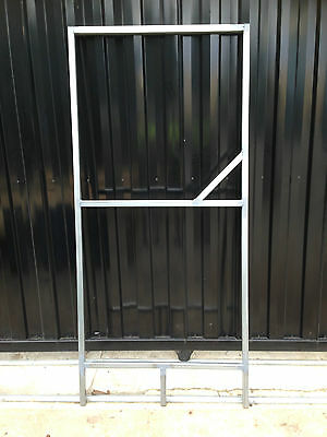 Gate frame 30x30 for paling, merbau, timber, pickets,slats